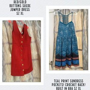 DRESSES DRESSES AND even more DRESSES!!
